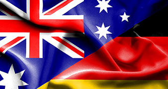 Trading relationship between Germany and Australia - Mercer Super AU